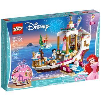 LEGO Disney 41153 Barco de Celebração Real da Ariel