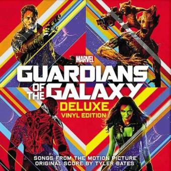 BSO Guardians Of The Galaxy (Limited Deluxe Edition) (2LP)