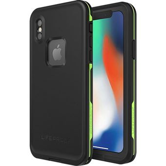 Capa Lifeproof Fre para iPhone X - Night Lite