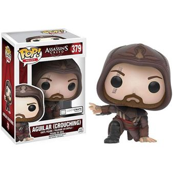 Funko Pop! Assassin's Creed: Aguilar Crouching