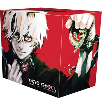 Tokyo Ghoul - Complete Box Set