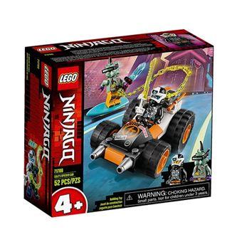 LEGO NINJAGO 71706 Carro de Corrida do Cole