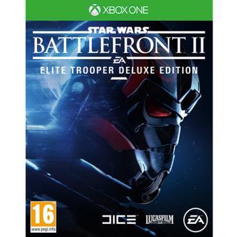 Star Wars: Battlefront II: Elite Trooper Deluxe Edition Xbox One