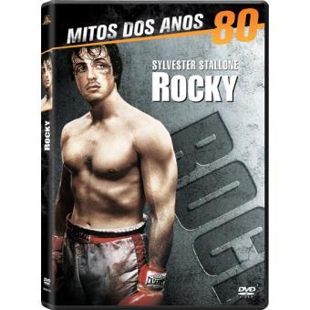 Rocky I - Mitos Anos 80 - DVD