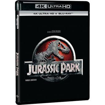 Parque Jurássico - 4K Ultra HD + Blu-ray