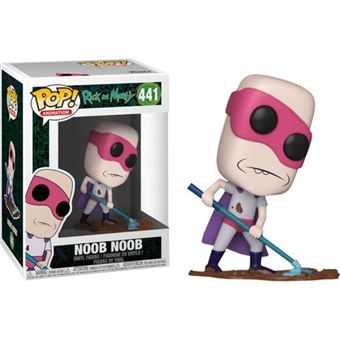 Funko Pop! Rick & Morty: Noob Noob - 441