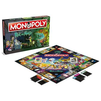 Monopoly Rick & Morty - Creative Toys