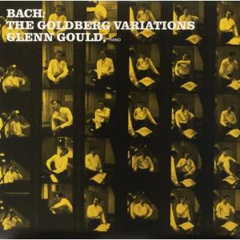 Bach   The Goldberg Variations (LP)