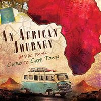 An African Journey: Music From Cairo to Cape Town - CD