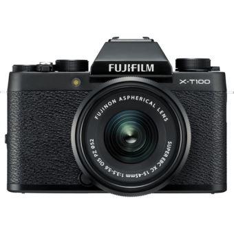 Fujifilm X-T100 + XC 15-45mm f/3.5-5.6 OIS PZ - Preto