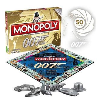 Monopoly James Bond 50th Anniversary - Divercentro