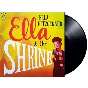 Ella At The Shrine - CD