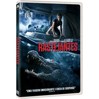Rastejantes - DVD