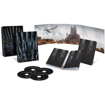 Guerra dos Tronos | Game of Thrones Season 8 - 3DVD Digipack
