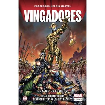 Vingadores: Era de Ultron Vol 2