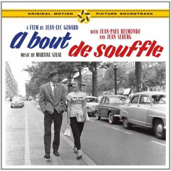 BSO A Bout De Souffle + 18 bonus tracks