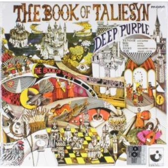 The Book Of Taliesyn (mono)