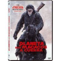 Planeta dos Macacos: A Guerra (DVD)