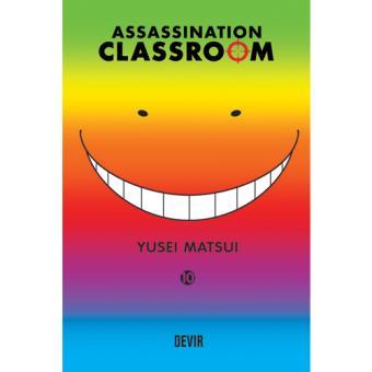 Assassination Classroom - Livro 10: Hora dos Ladrões