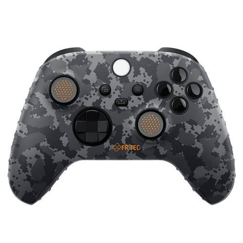 FR-TEC - Xbox Series X Silicone Skin + Grips - Camo