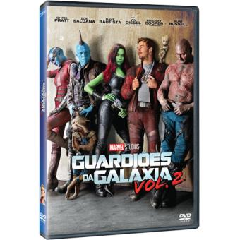 Guardiões da Galáxia Vol. 2 (DVD)