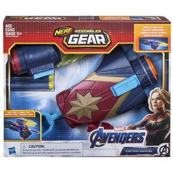 Nerf Avengers Assembler Gear Upgrades - Hasbro - Envio Aleatório