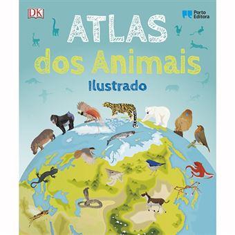 Atlas dos Animais Ilustrado