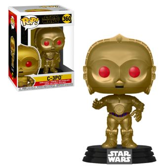 Funko Pop! Star Wars: C-3PO Red Eyes - 360