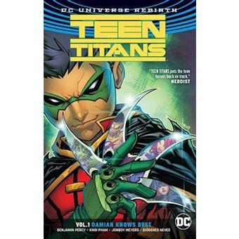 Teen titans: damian knows best (reb