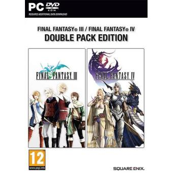 Final Fantasy III & Final Fantasy IV - Double Pack PC