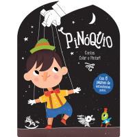 Contos - Colar e Pintar!: Pinóquio