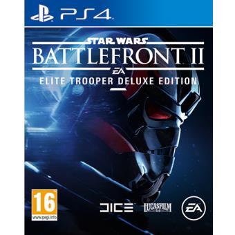 Star Wars: Battlefront II: Elite Trooper Deluxe Edition PS4
