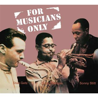For Musicians Only with Dizzy Gillespie - CD