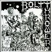 In Battle There Is No Law (lp) (180