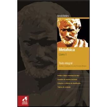 Metafísica - Livro 1