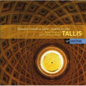 Tallis   Spem in alium & Latin Church Music (2CD)