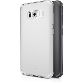 Capas It Skins Zero Gel 2 Pack para Galaxy S8 - Preto / Transparente