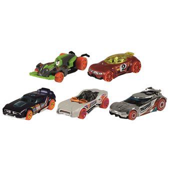 Pack Hot Wheels 5 Veículos - Mattel - Envio Aleatório