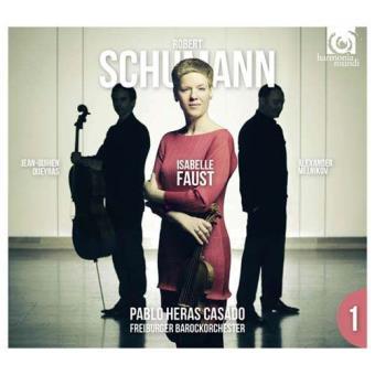 Schumann - Violin Concerto e Piano Trio No. 3