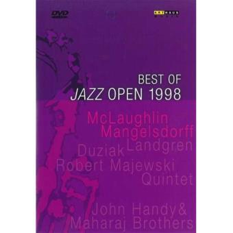 The Best Of Jazz Open 1998 - DVD