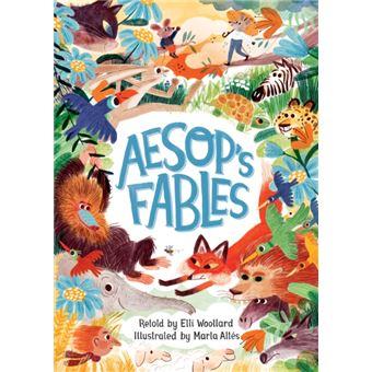 Aesop's fables, retold by elli wool
