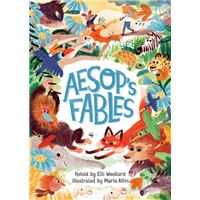 Aesop's fables, retold by elli wool