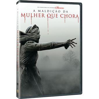 A Maldição da Mulher que Chora - DVD