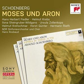 Schoenberg   Moses und Aron (2CD)