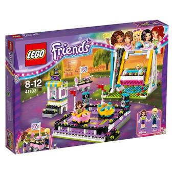 Carrinhos de Choque do Parque de Diversões (LEGO Friends 41133)