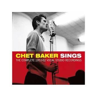 Chet Baker Sings | Complete 1953-62 Vocal Studio Recordings (3CD)