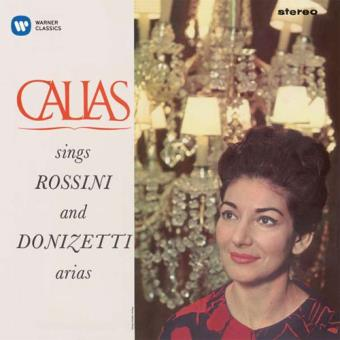 Maria Callas: Rossini & Donizetti Arias (1963–1964)