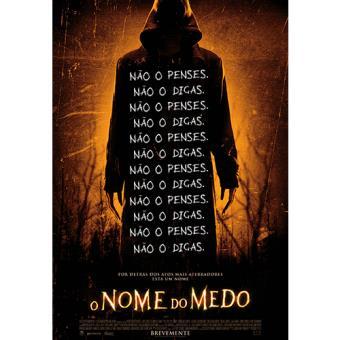 O Nome do Medo (DVD)
