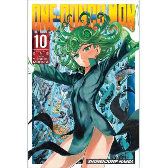 One-Punch Man - Book 10