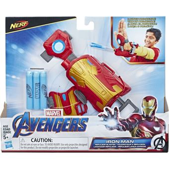 Nerf Avengers Repulsor Iron Man - Hasbro